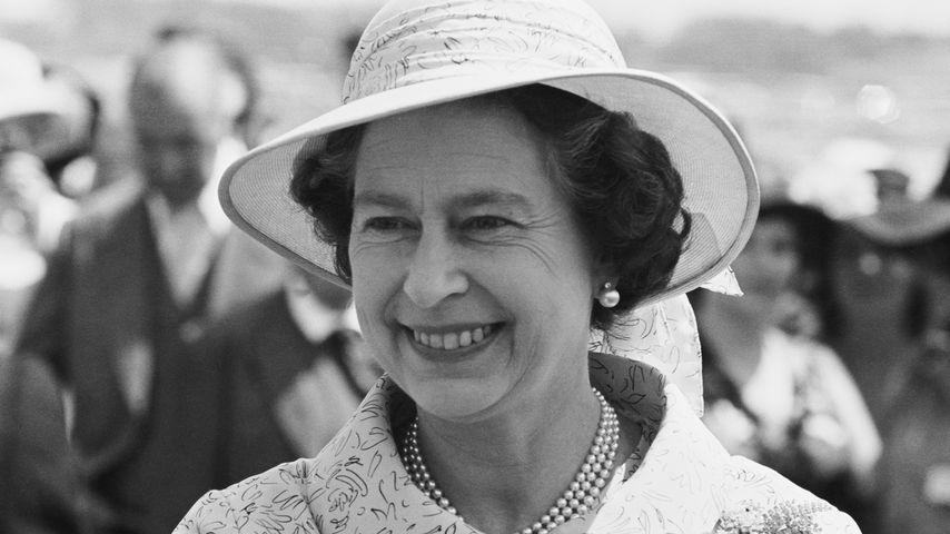 Queen Elizabeth II. im Juni 1980