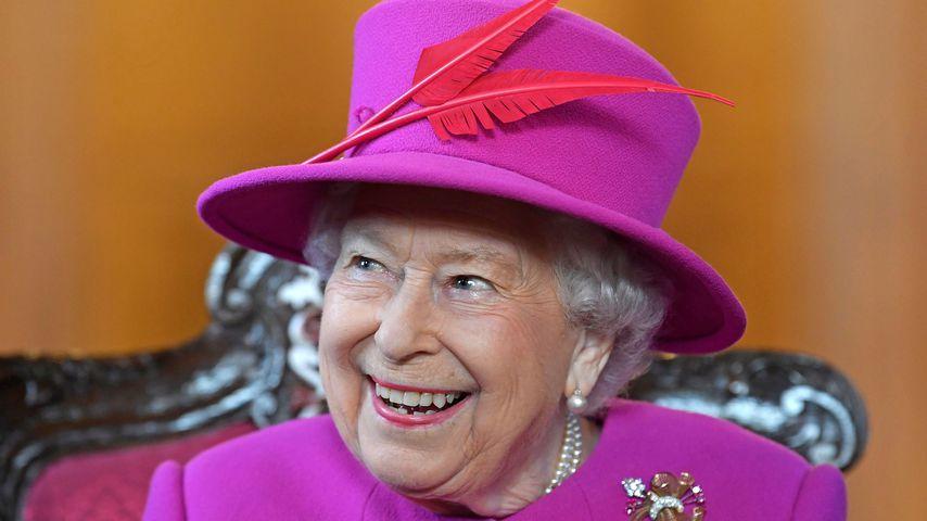 Queen Elizabeth II. im Dezember 2018 in London