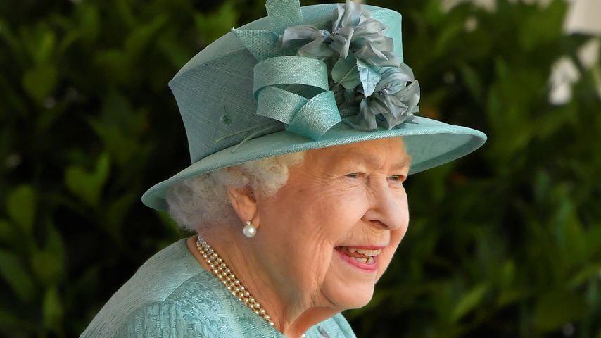 Queen Elizabeth II. im Jahr 2020