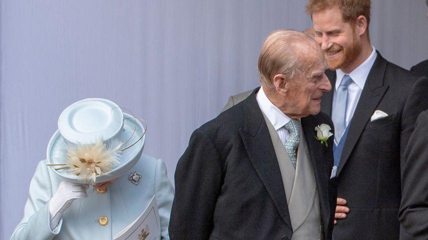 Vom Küchentisch in den Palast: Prinz Philip wird 97 Jahre!