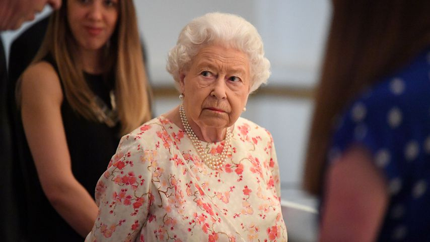 Queen Elizabeth II. 2019 in London
