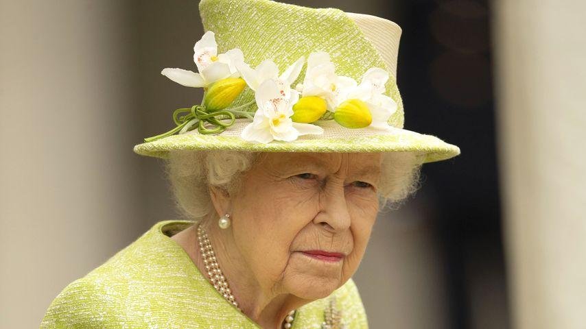 Queen Elizabeth II. im März 2021