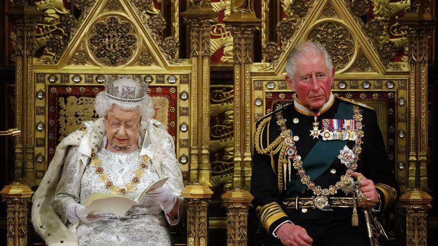 Bekommt Prinz Charles bald mehr Verantwortung im Königshaus?