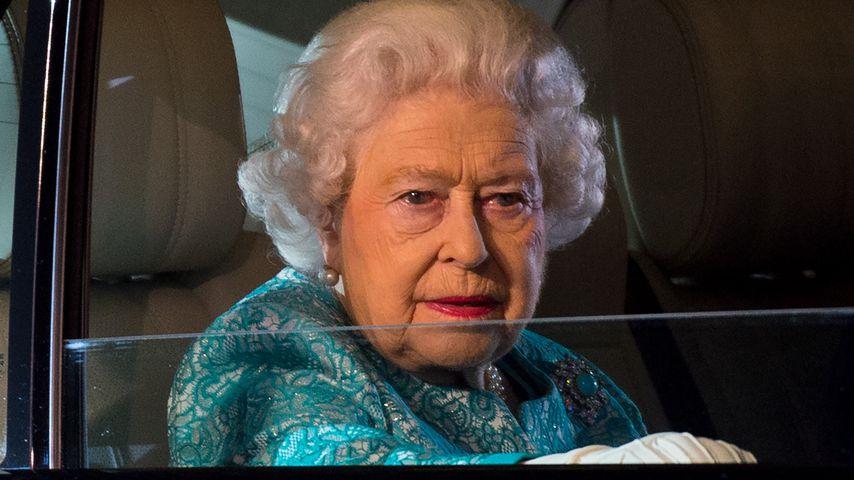 Queen Elizabeth II. an ihrem 90. Geburtstag