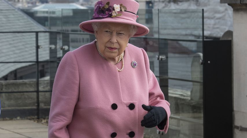 Queen Elizabeth II. in London