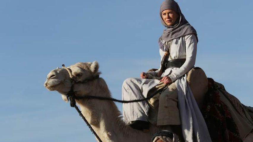 Neue Erfahrung: So erlebte Nicole Kidman die Wüste