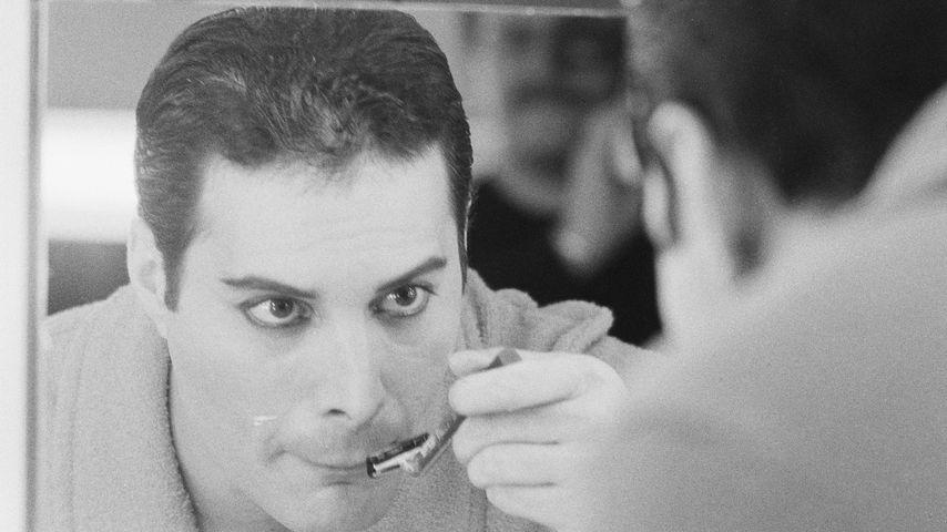 Queen-Sänger Freddie Mercury 1984