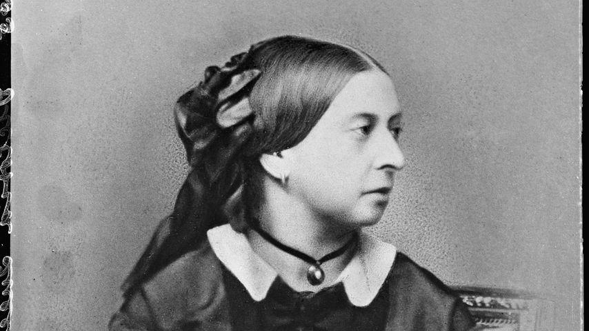 Queen Victoria, circa 1860