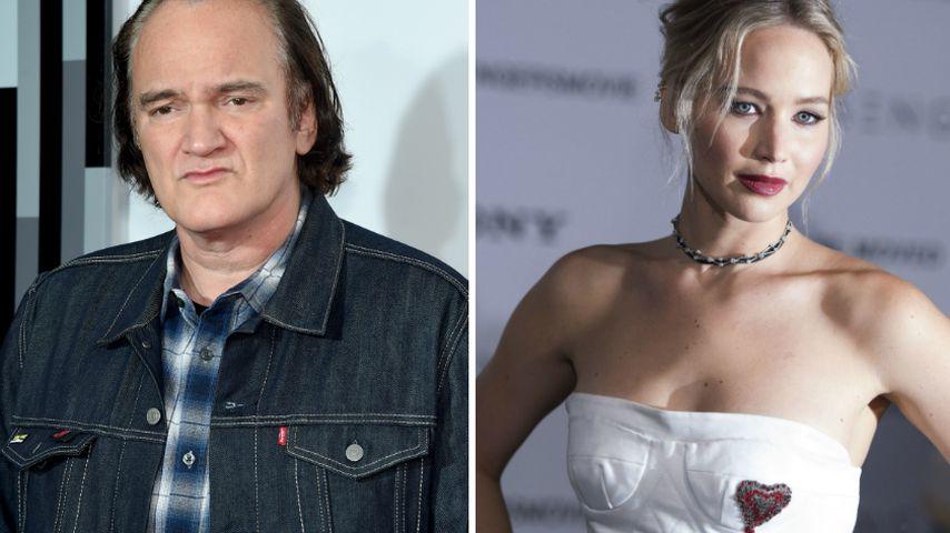 Quentin Tarantino: Killer-Verfilmung mit Jennifer Lawrence?