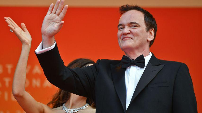 Quentin Tarantino in Cannes