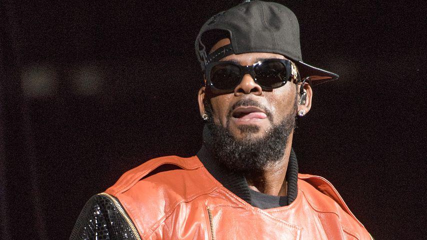 R. Kelly, R&B-Star