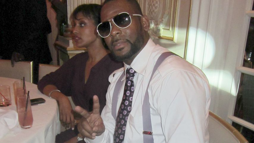R. Kelly in New York