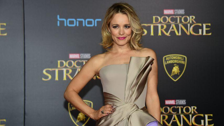 """Rachel McAdams bei der """"Doctor Strange""""-Premiere"""