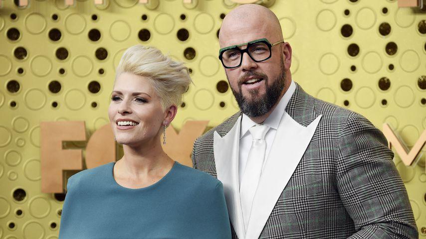 Rachel Reichard und Chris Sullivan