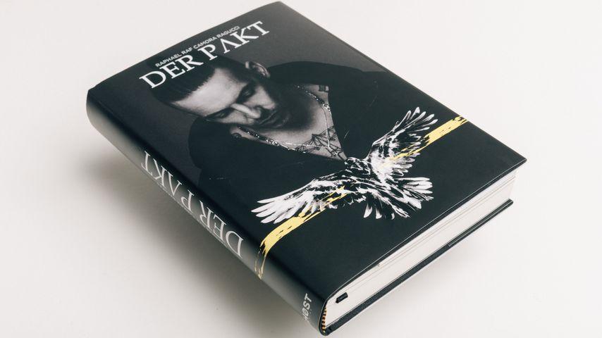 """Raf Camoras Buch """"Der Pakt"""""""