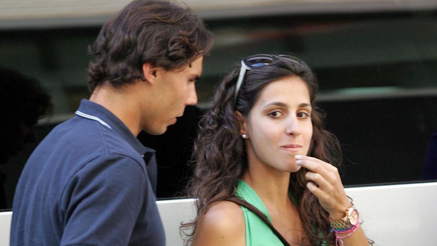 Rafael Nadal und María Francisca Perelló