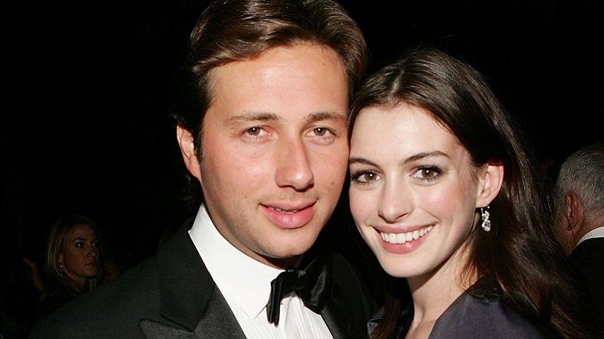 Raffaello Follieri und Anne Hathaway, 2006