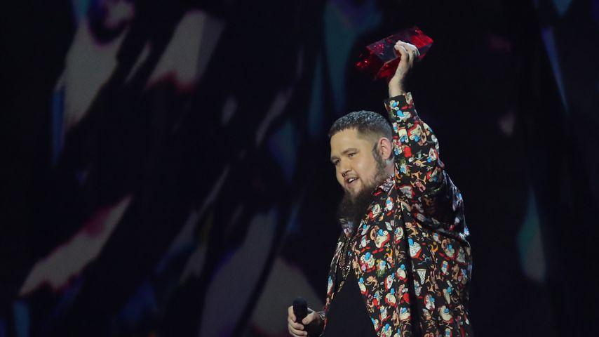 Rag 'n' Bone Man bei den BRIT Awards 2018