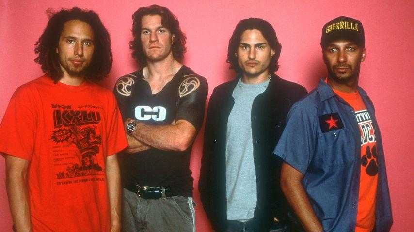 Rage Against the Machine, Band