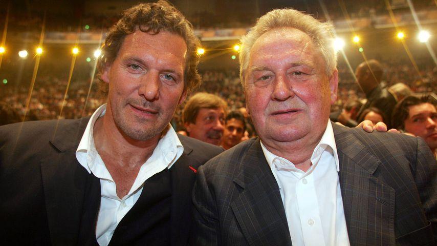 Sorge um Vater: Oberschenkelhalsbruch bei Ralf Möllers Papa!
