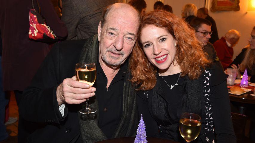 Ralph Siegel und Laura Käfer