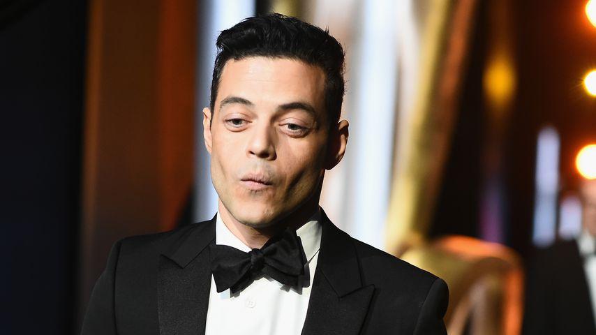 Oscar-Preisträger Rami Malek, Februar 2019