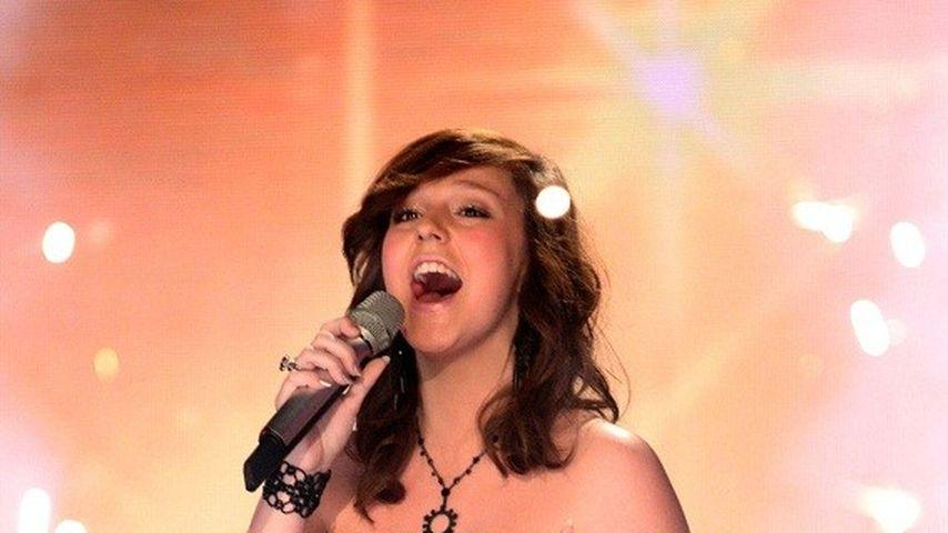 Supertalent-Ramona während Auftritt bestohlen!