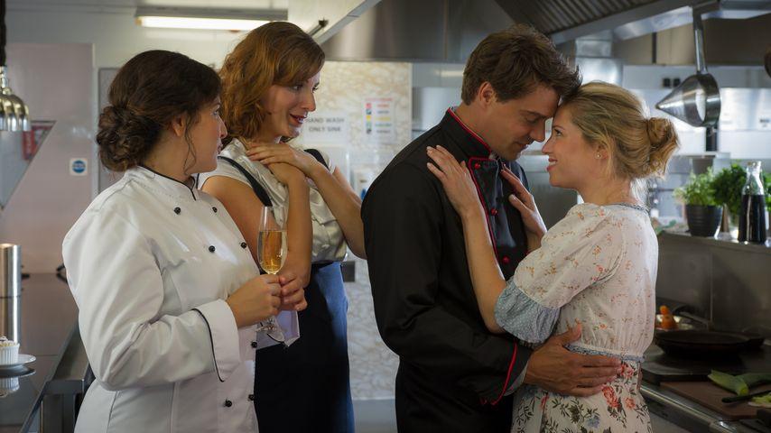 Ex-GZSZ-Star Raphael Vogt: Caroline Frier zum Dessert