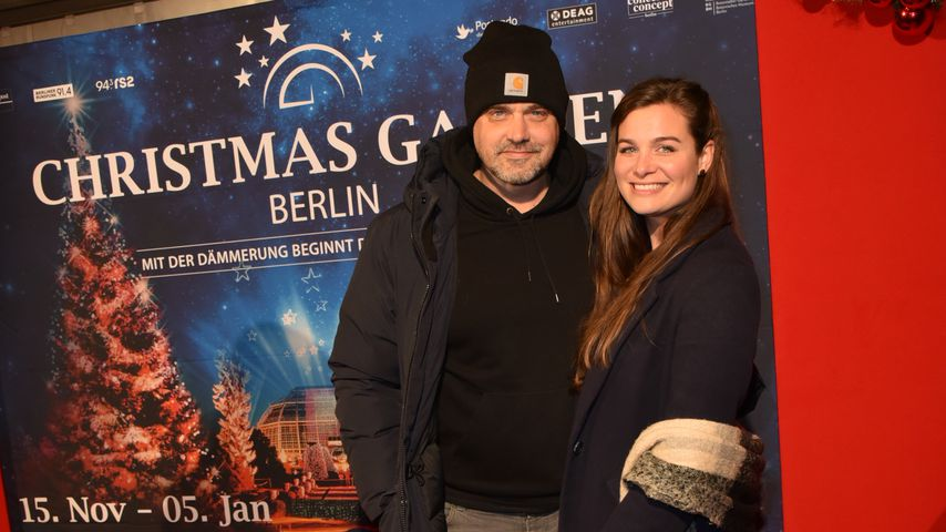 Raphael Vogt und seine Freundin Kati