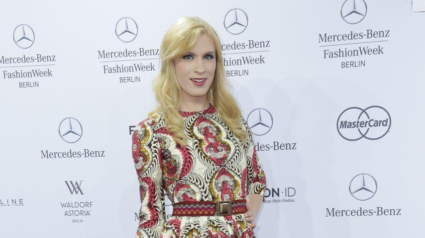 Raphaela Salentin bei der Fashion Week Berlin 2015