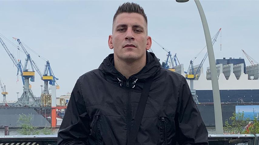Rapper Gzuz in Hamburg