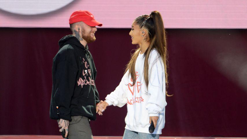 Trauriger Post: Ariana erinnert sich an Ex Mac Miller (†26)
