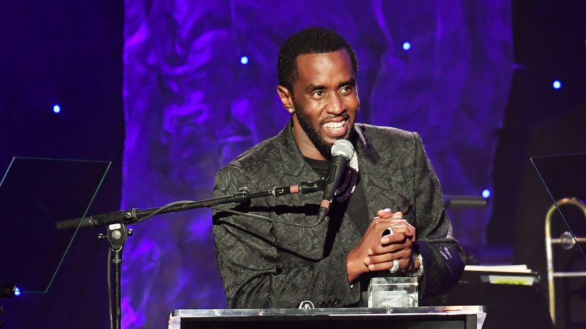 Rapper P. Diddy im Januar 2020 in Beverly Hills