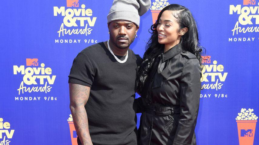 Rapper Ray J und seine Frau Princess Love im Juni 2019 in Santa Monica