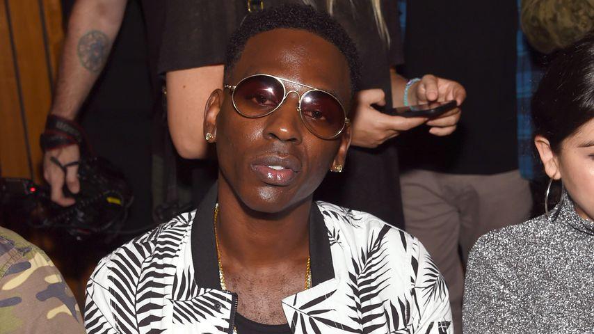 Starke Verletzungen: Rapper Young Dolph wurde angeschossen!