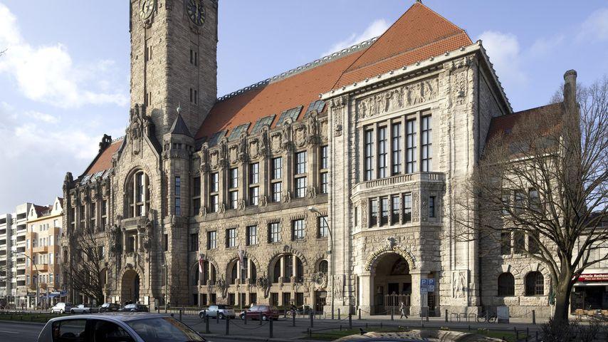 """Rathaus Charlottenburg, Drehort von """"Babylon Berlin"""""""