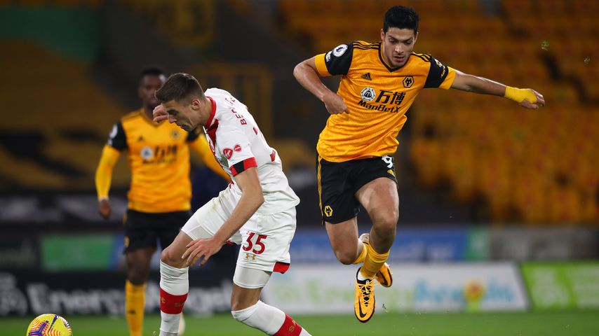 Raul Jimenez, Fußballspieler
