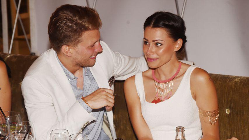 Raúl Richter und seine Freundin Jessy auf Mallorca