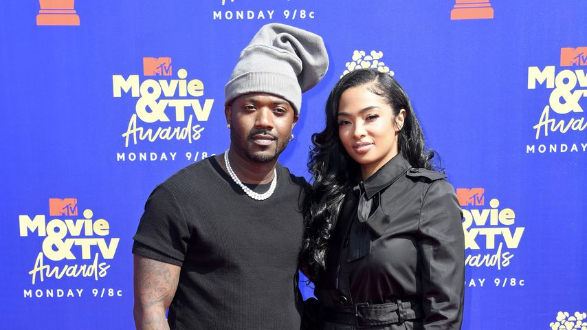 Ray J und Princess Love bei den MTV Movie and TV Awards 2019