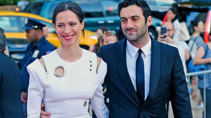 Rebecca Hall und Morgan Spector in New York