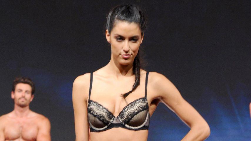 Bikini-fit: Rebecca Mir kämpft gegen ihren Käse-Teint!