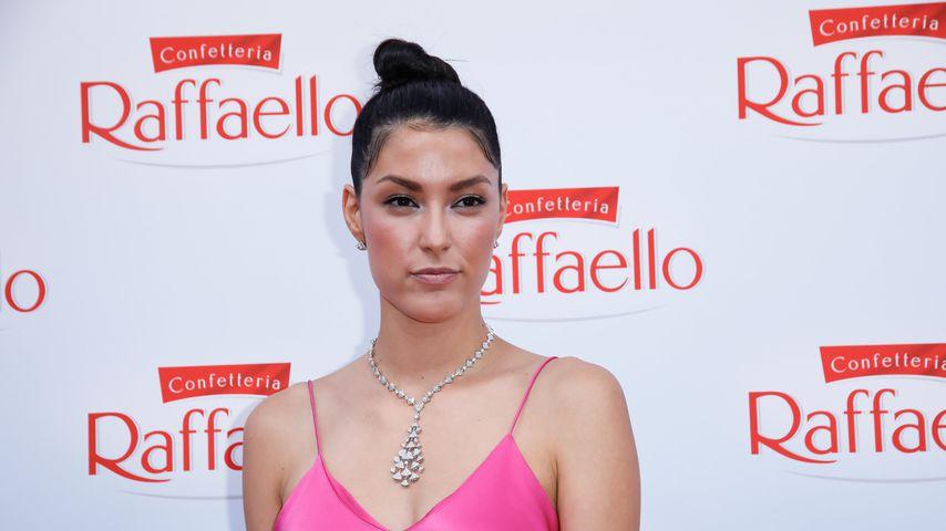 Rebecca Mir auf dem Raffaello Summer Day 2019
