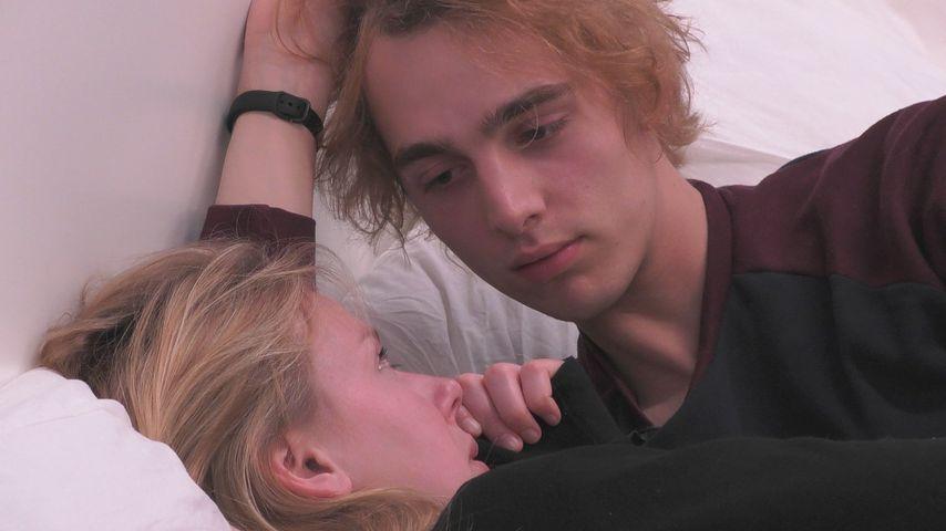"""Rebecca Zöller und Tim bei """"Big Brother"""""""