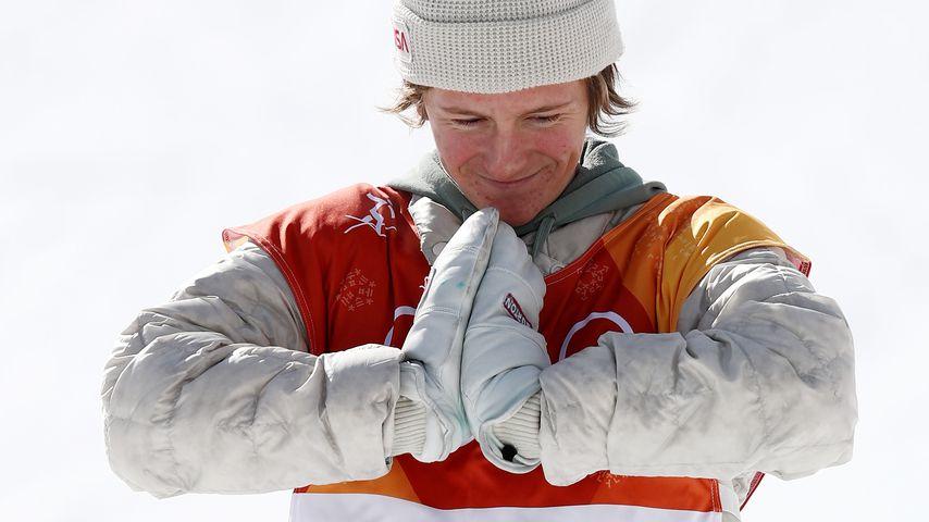 Redmond Gerard gewinnt Gold bei den Olympischen Winterspielen 2018