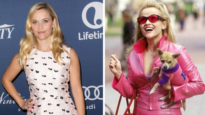 """Großes Interesse: Reese Witherspoon will """"Natürlich Blond 3"""""""