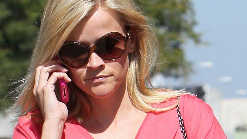 Schock! Reese Witherspoon von Auto angefahren