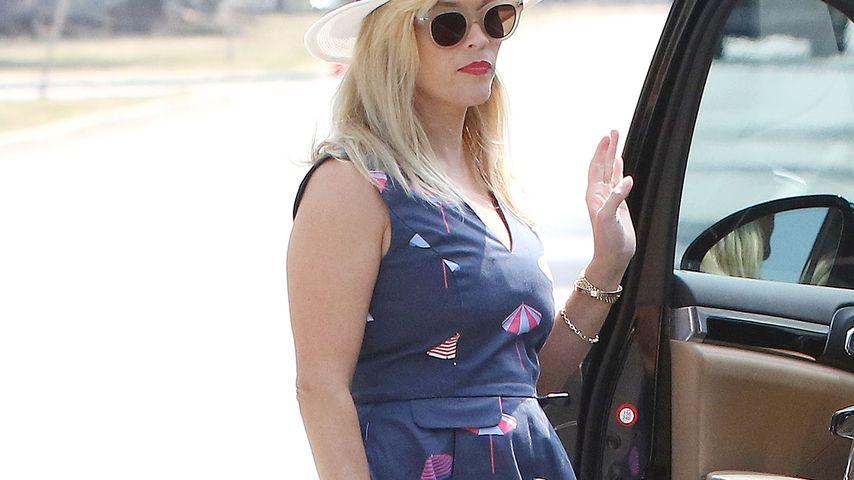 Verräterische Kugel: Ist Reese Witherspoon wieder schwanger?