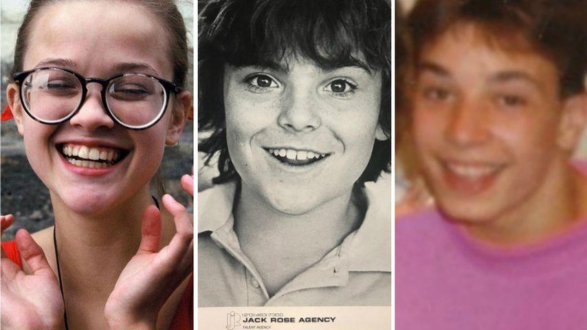 """""""#PuberMe""""-Challenge: Stars zeigen peinliche Teenie-Looks!"""