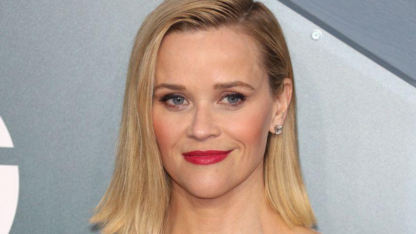 Die Schauspielerin Reese Witherspoon bei den SAG Awards im Januar 2020