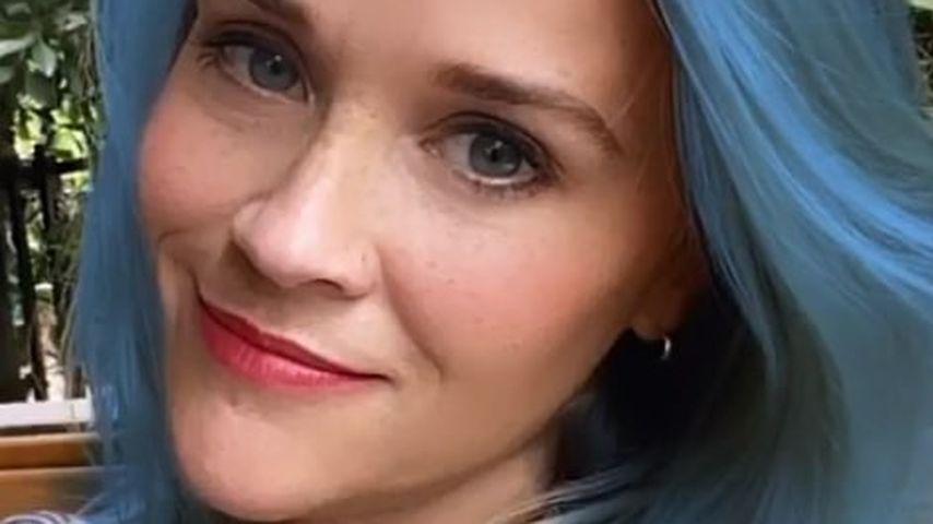 Nicht mehr blond: Reese Witherspoon probiert Haarfarben aus